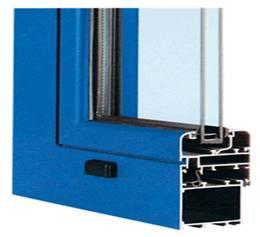 окна, системы из алюминиевого профиля