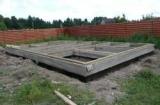 Строительство ленточного фундамента с фотографиями