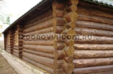 Бревенчатые дома ручной рубки