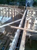 Строим стены, цокольный этаж