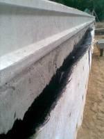Гидроизоляция фундаментной плиты