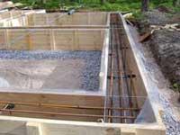 Фундаменты - армирование, дренаж, гидроизоляция…