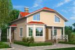 Шербрук 144, каркасно-панельный дом