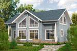 Кеми 158, загородный дом из клееного бруса